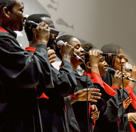 The AfroGospel Voices